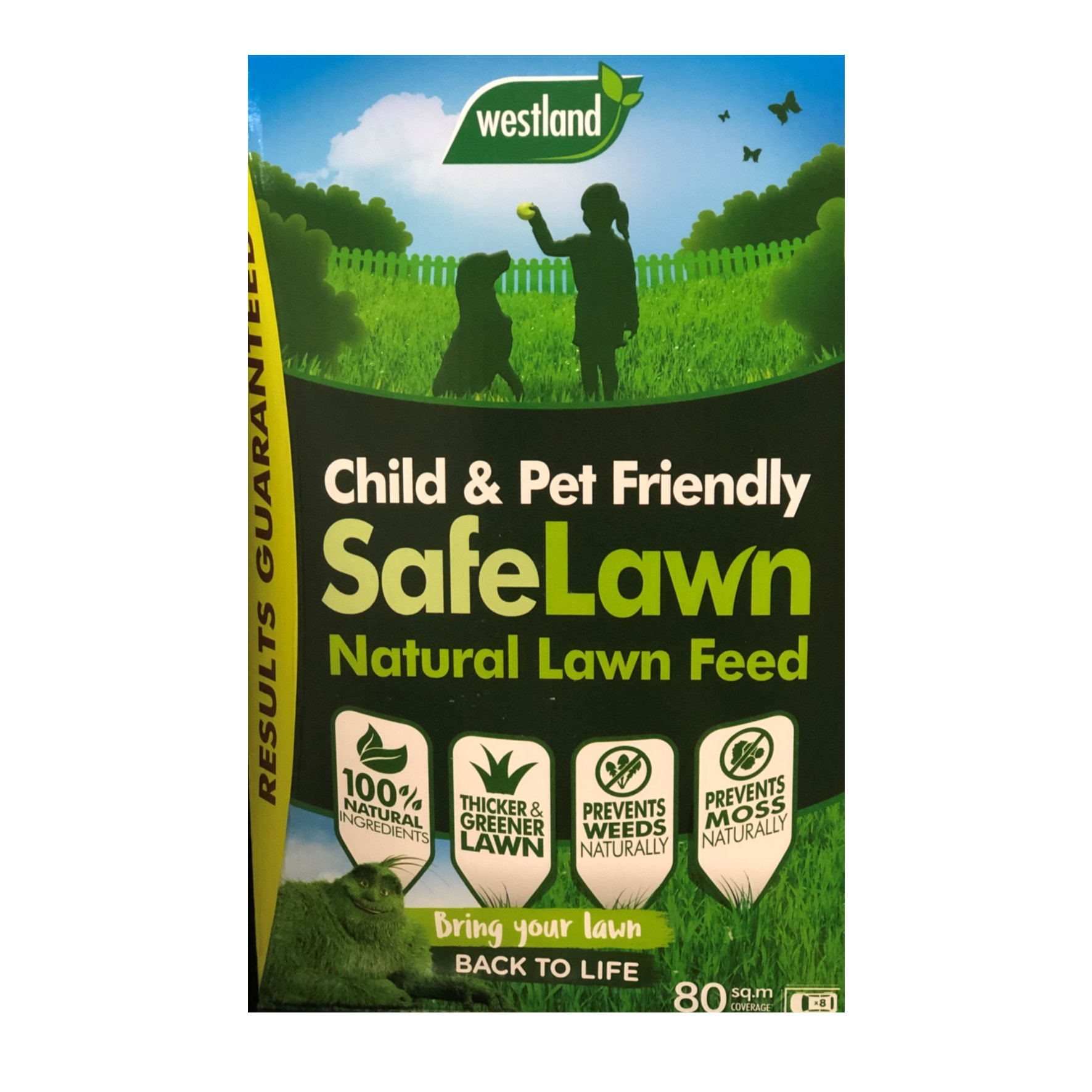Child & Pet Friendly Lawn Feed