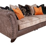 side view sofa