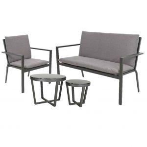 Malia Lounge Sofa Set