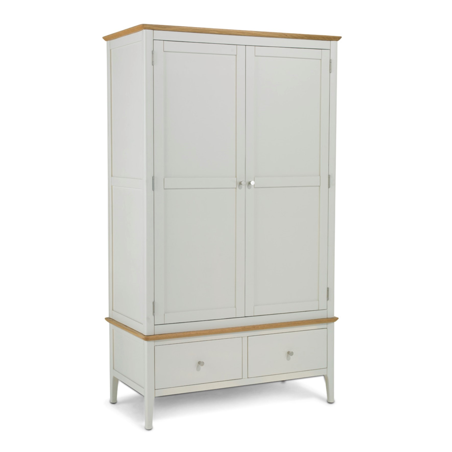 Bramley Double Wardrobe & Drawer