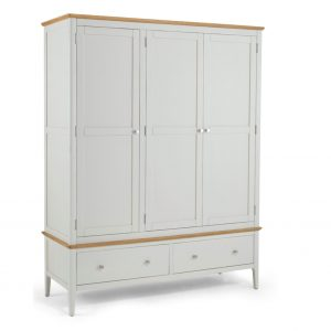 Bramley Triple Wardrobe