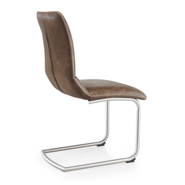 Java Leather Dining Chair 2