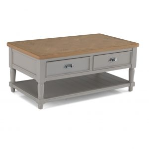 Sorrento Coffee Table & Drawers