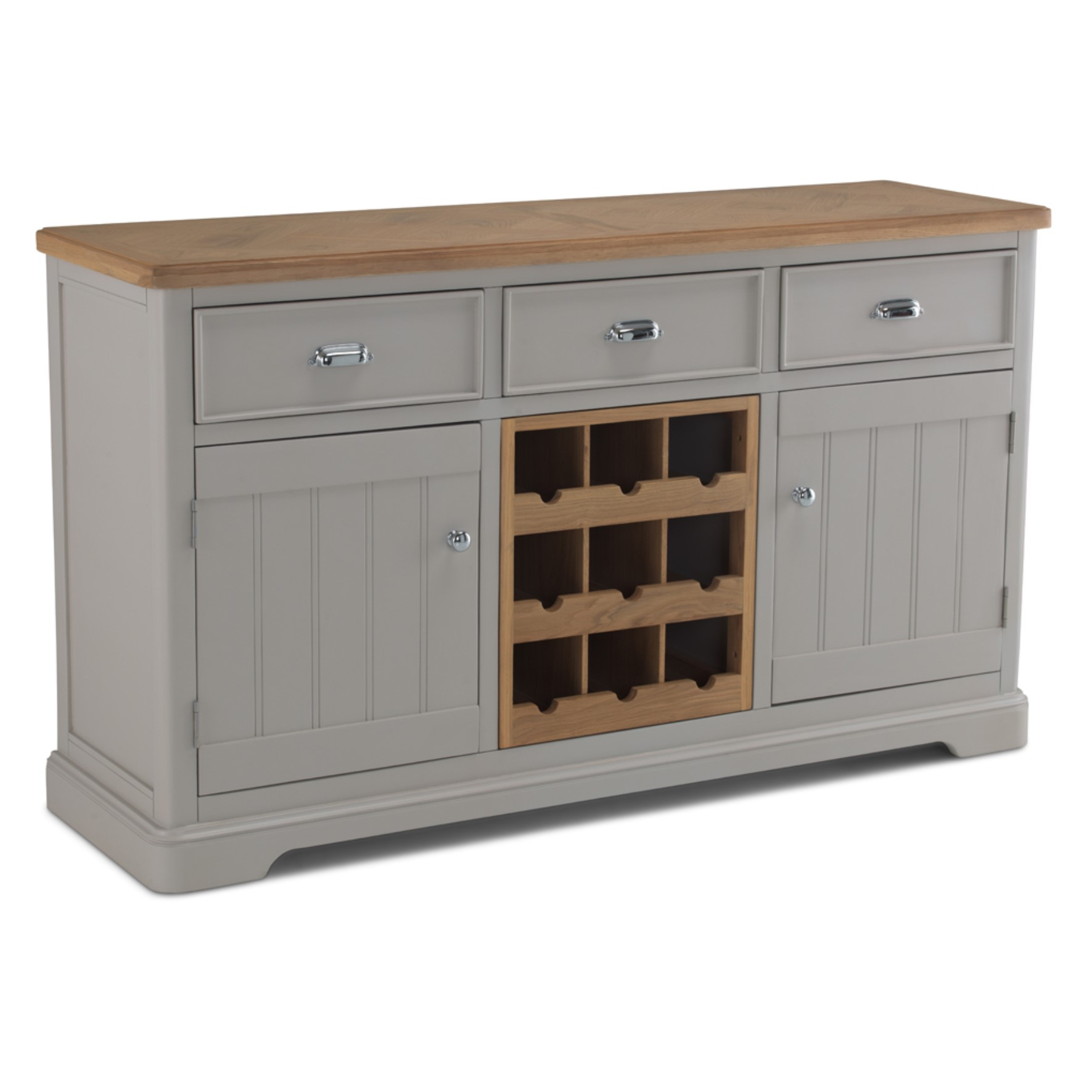 Sorrento Large Sideboard & Winerack