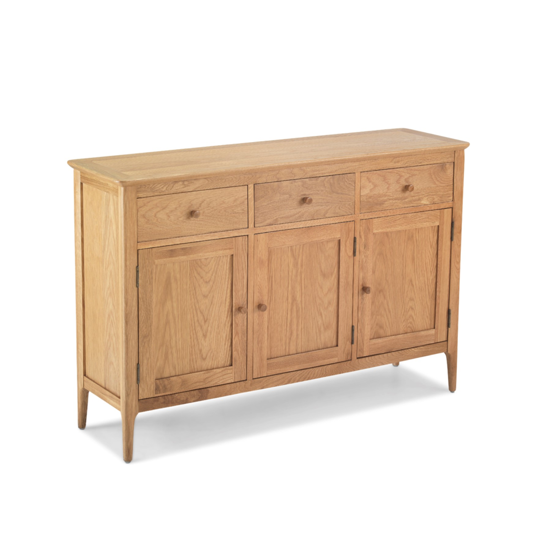 Stockholm Large Sideboard 3 Doors & 3 Drawers