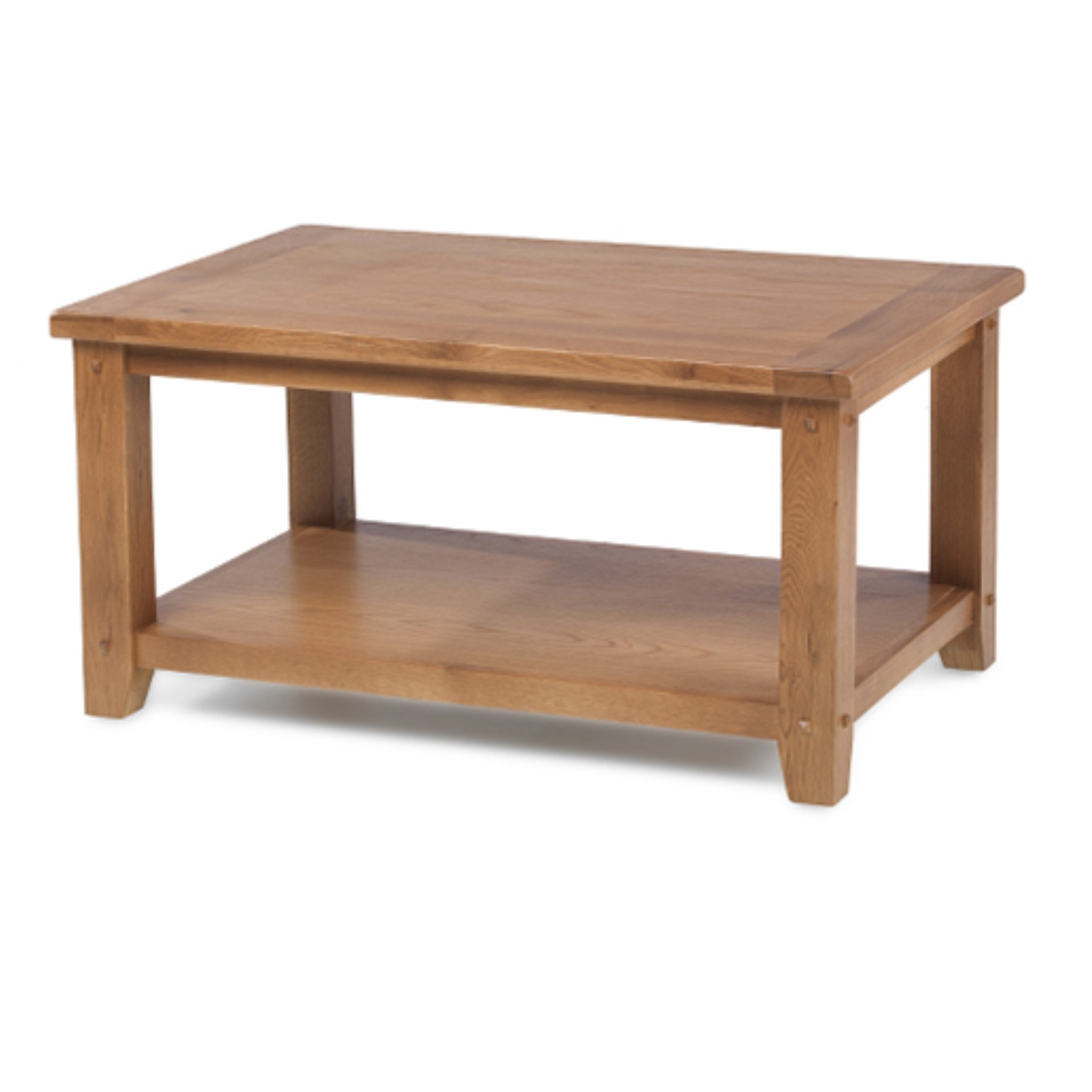 Vancouver Coffee Table With Shelf