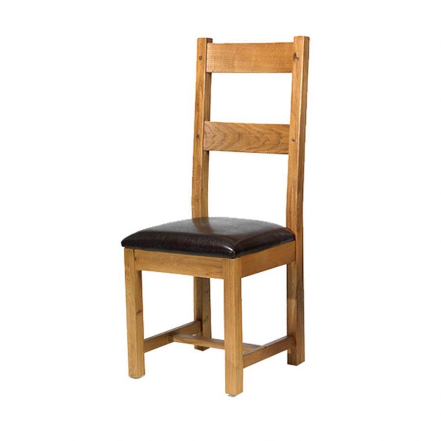 Vancouver Oak Chair
