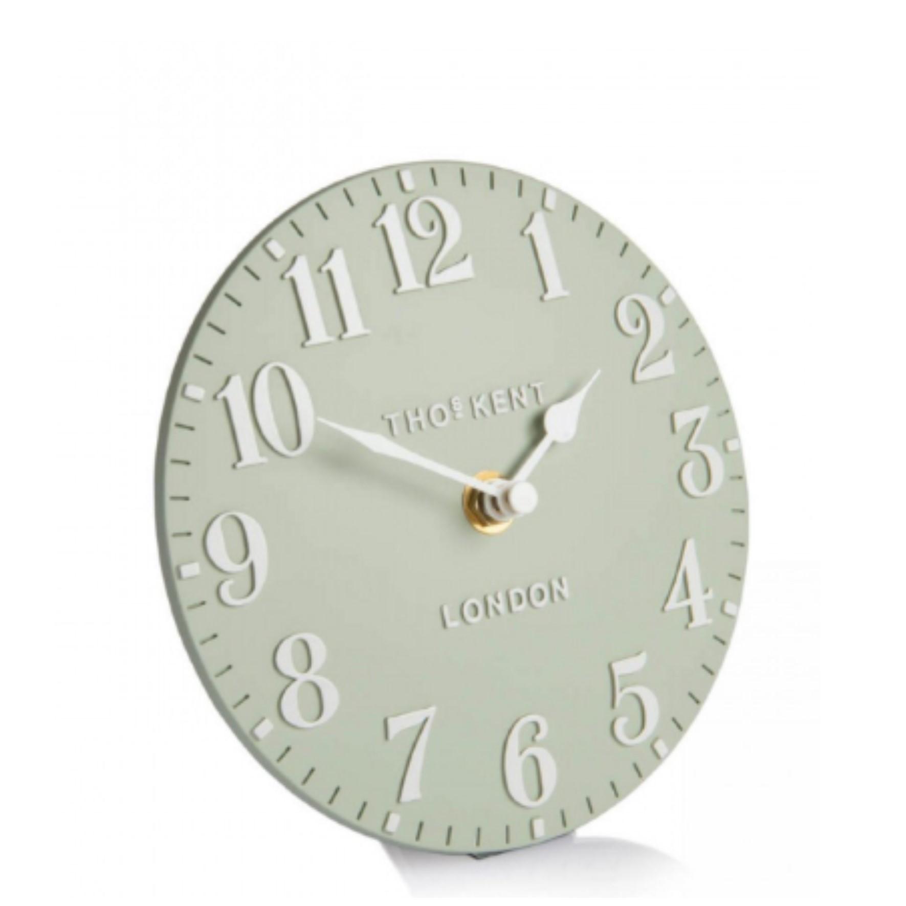 6inch Arabic Mantel Clock