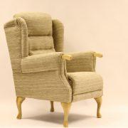 Bramley Queen Anne Chair