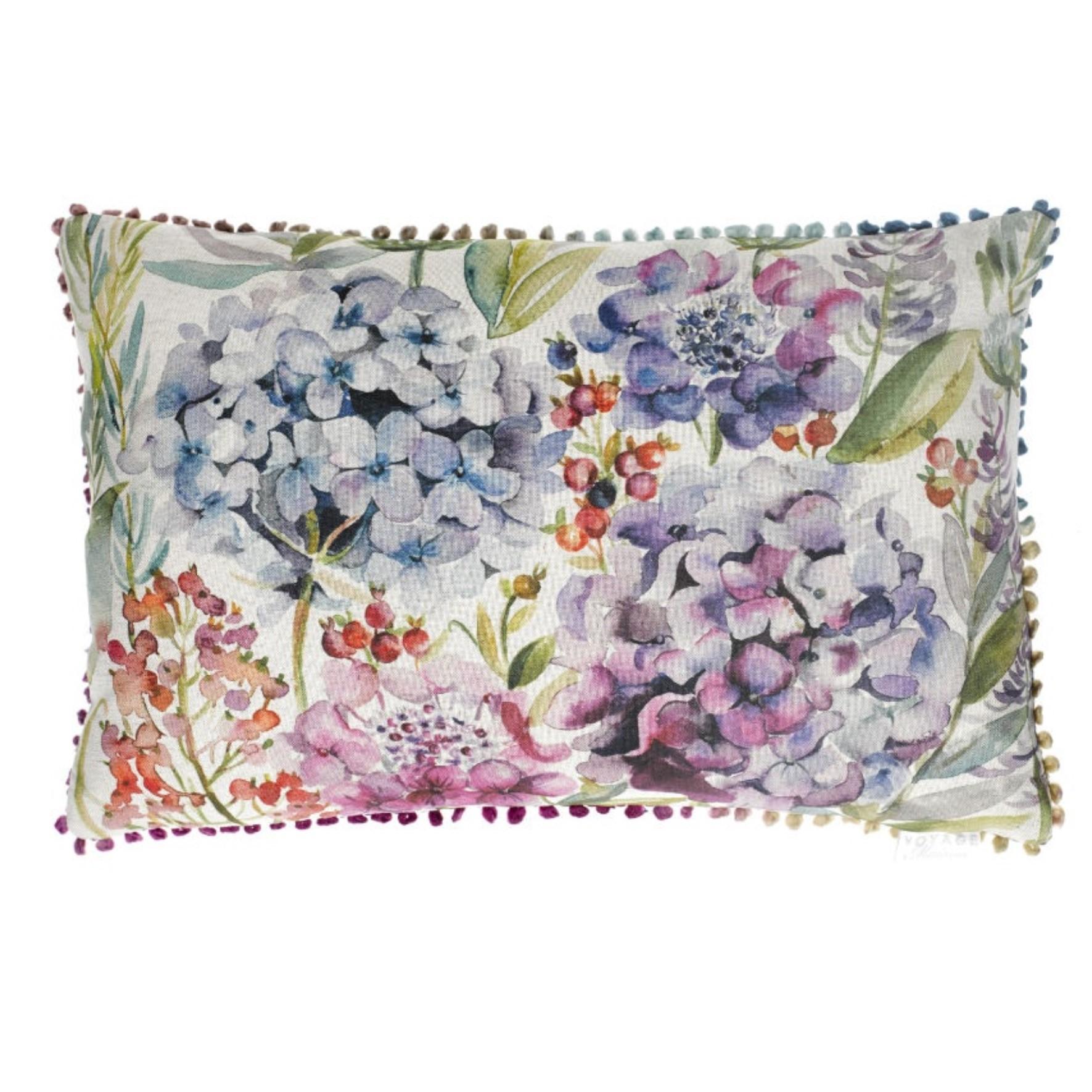Voyage Hydrangea Cushion