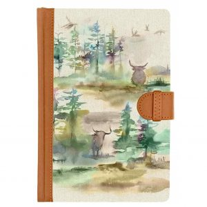 Caledonian Forest Notebook