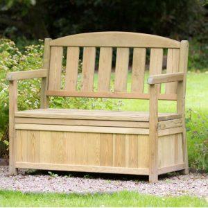 Caroline Storage Bench