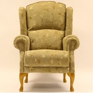 Elsie Queen Ann Chair