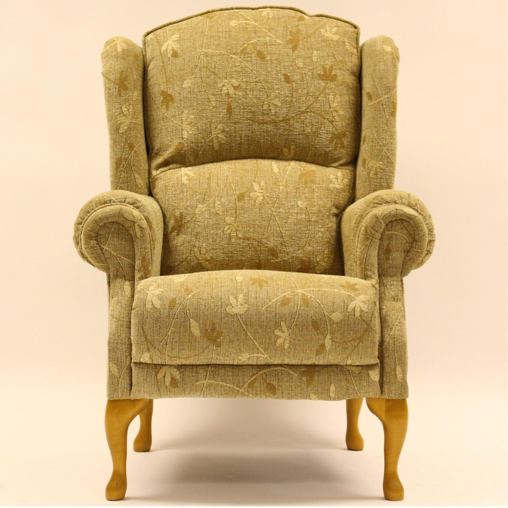 Elsie Queen Ann Chair