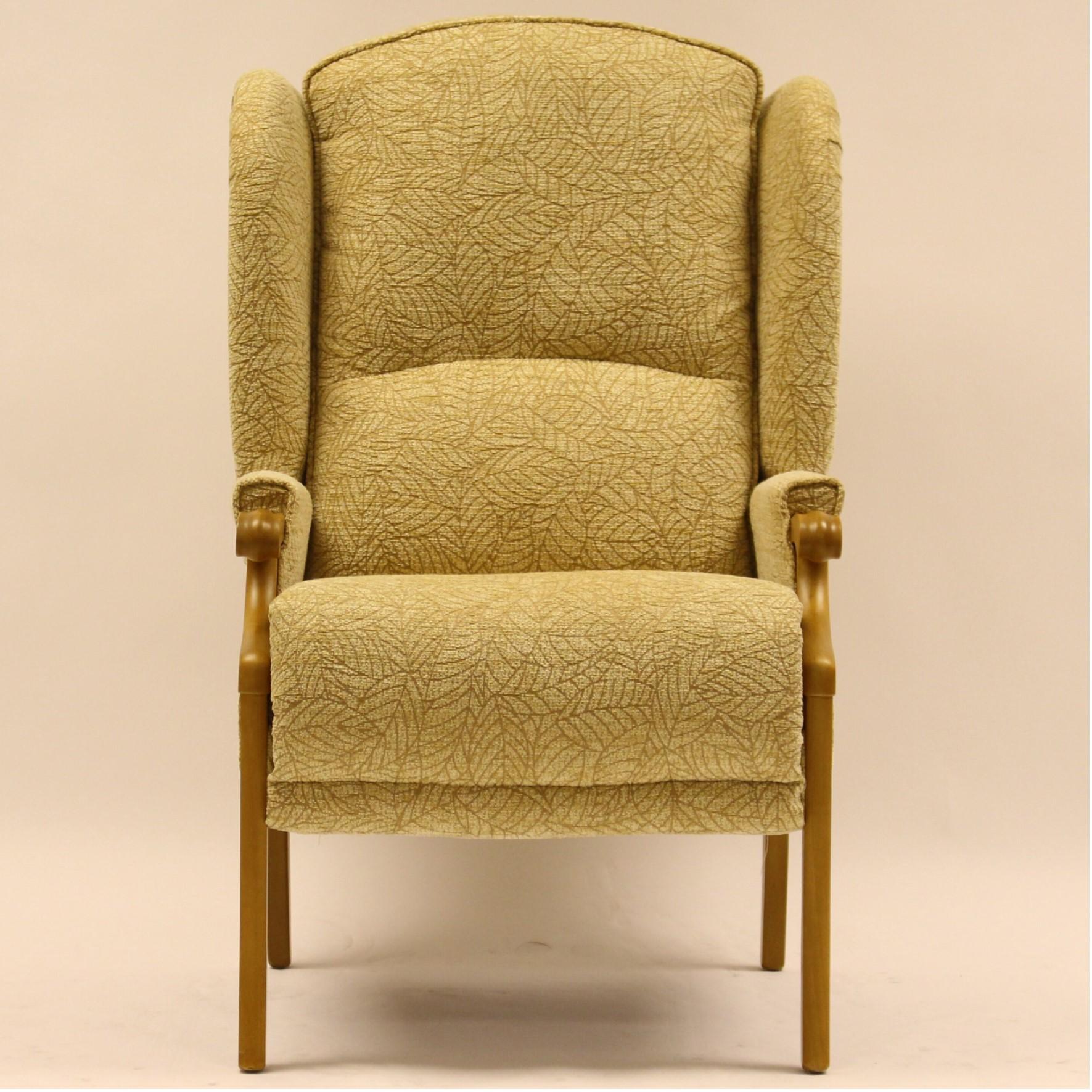 Elsie Showood Chair