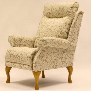 Megan Queen Anne Chair