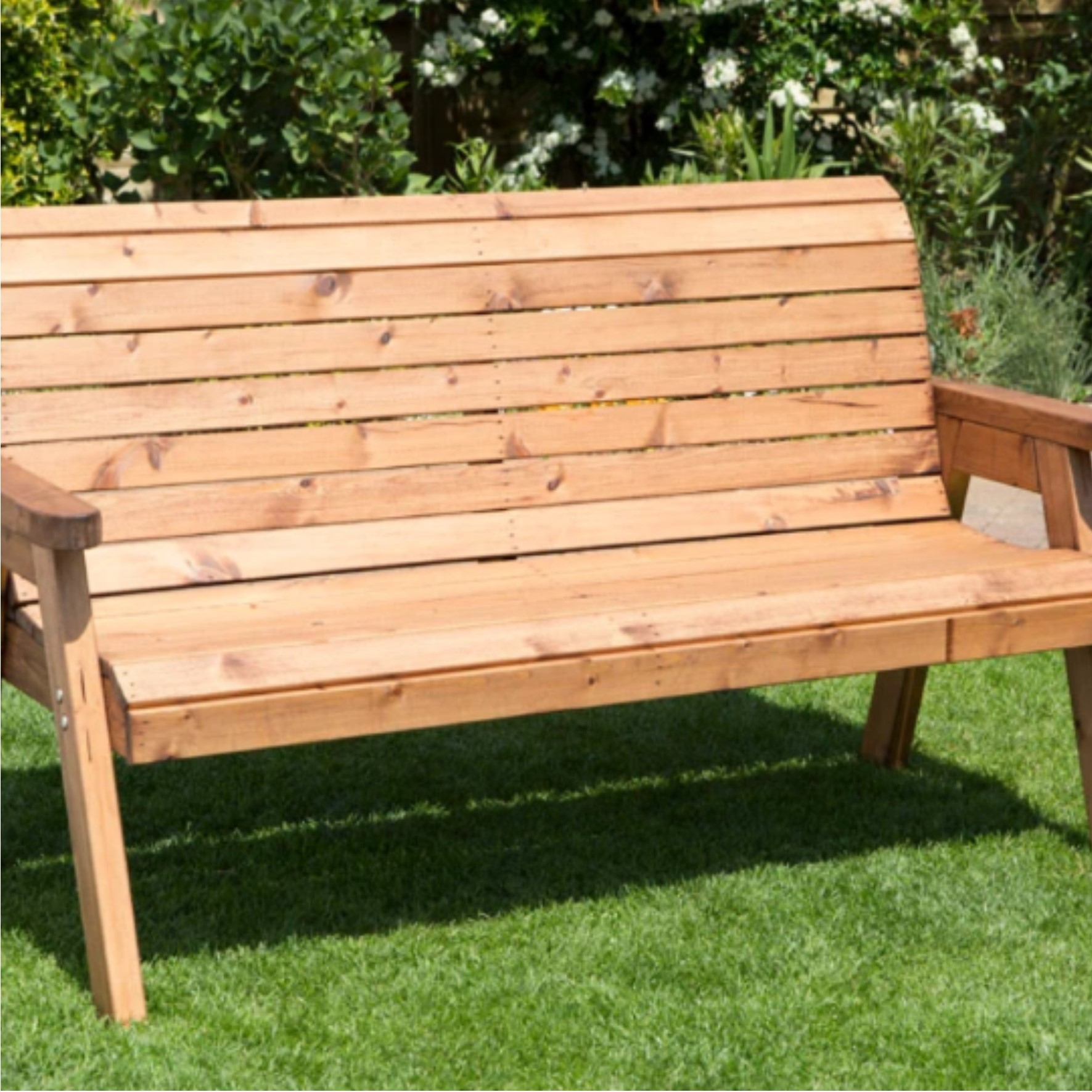 Rollback 3 Seater Bench