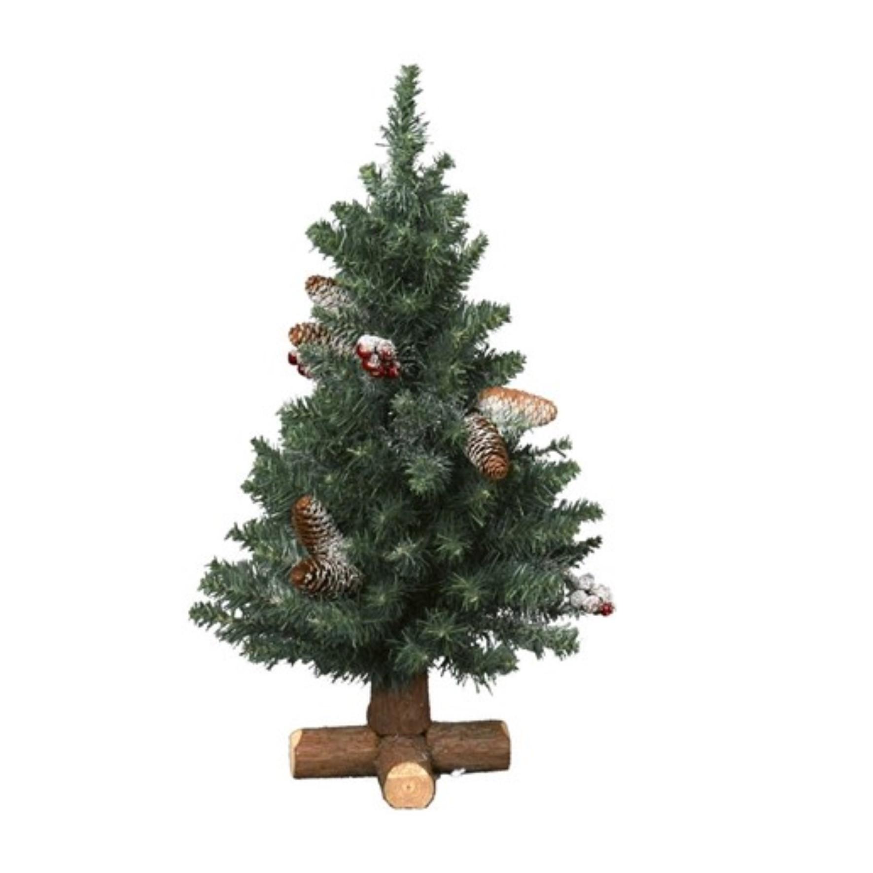 Frosted Sherwood Mini Tree