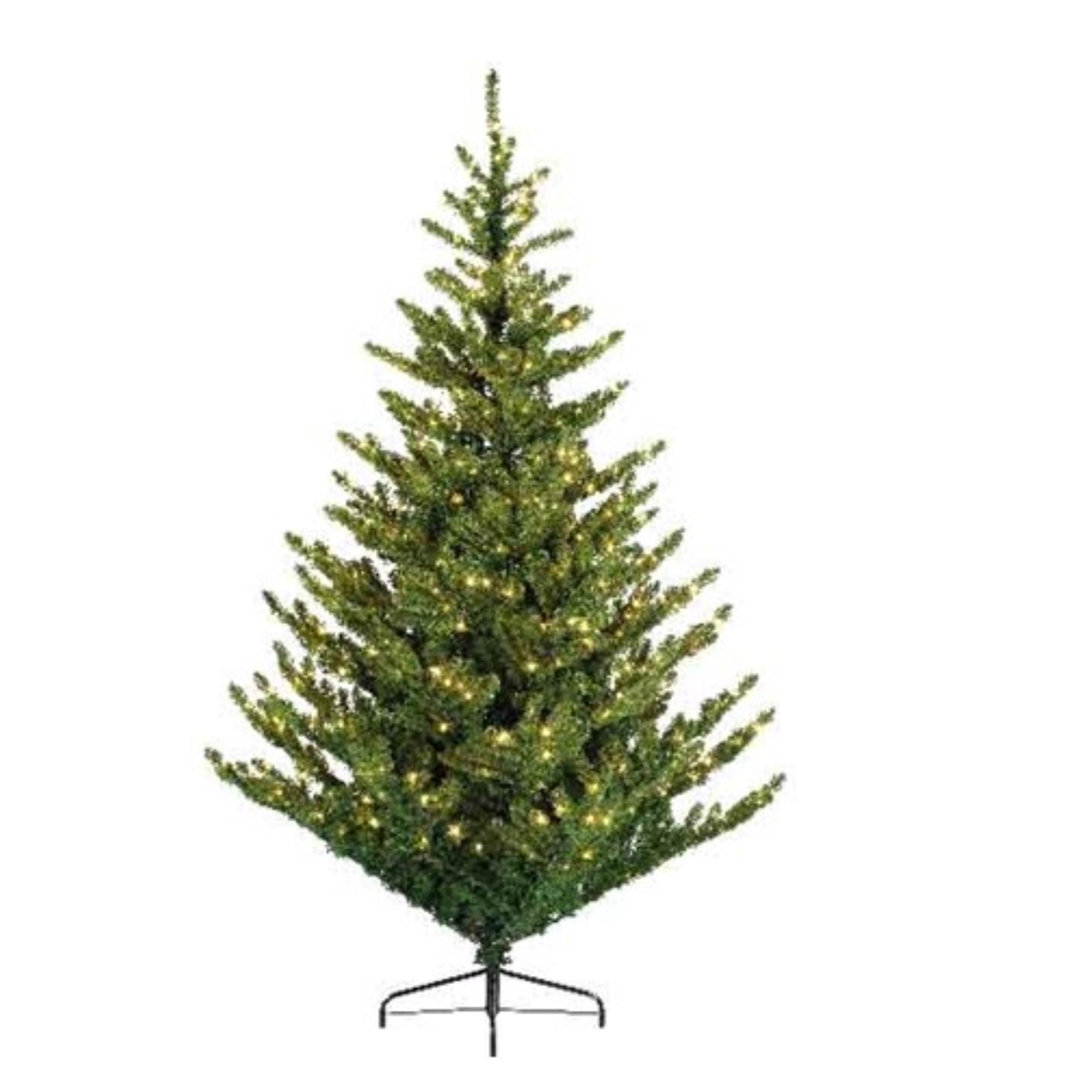 Liberty Spruce Prelit Tree