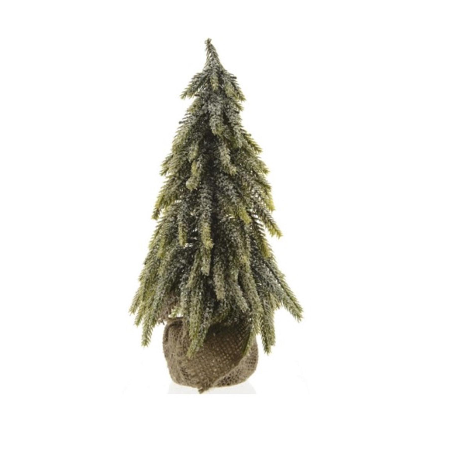 Mini Tree in Jute Bag