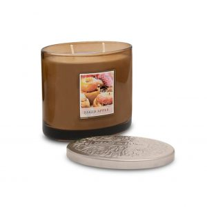 Baked Apple 2 Wick Candle