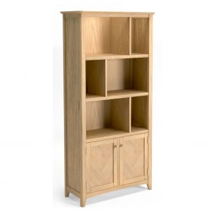 Chicago Large Multi Display Bookcase