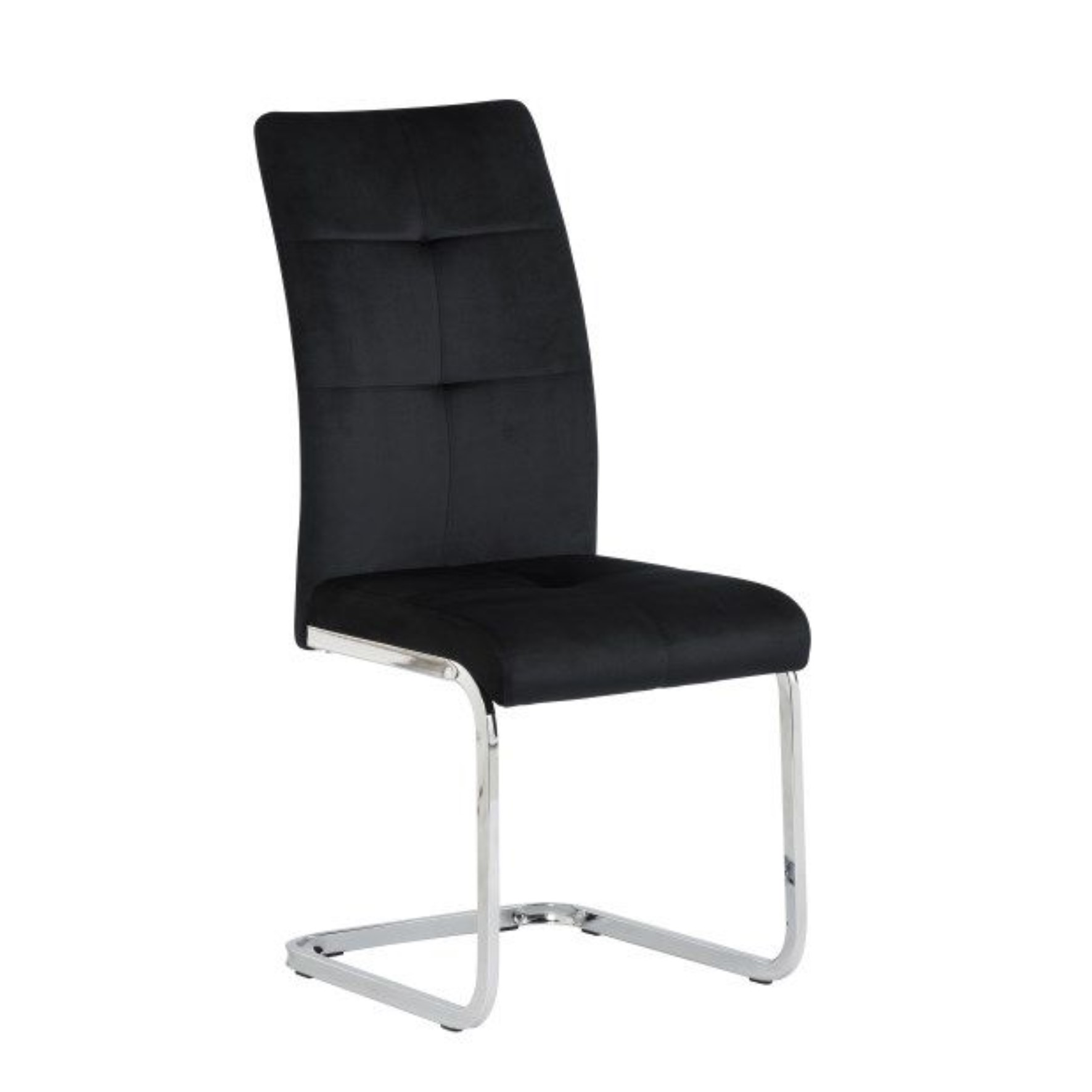 Florenzi Black Dining Chair