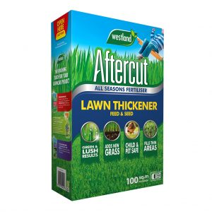 Aftercut Lawn Thickener Feed and Seed
