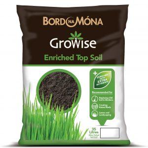 Bord Da Mona Garden Soil 25Ltr