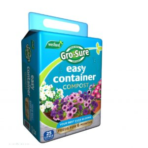 Gro-Sure Easy Containers Compost 50Ltr