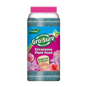 Gro-Sure Ericaceous Plant Food Granules