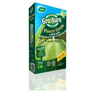 Gro Sure Finest Lawn Seed