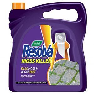 Resolva Moss Killer Ready To Use