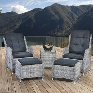 Supremo Lazia Reclining Set
