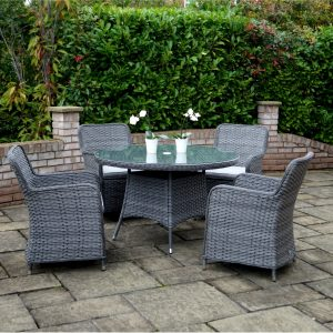 Supremo Rydal 4 Seater Dining Set