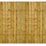 Vertical Board Fence Panels 2