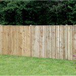 Vertical Lap Fence Panels