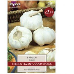 3 Macro Garlic