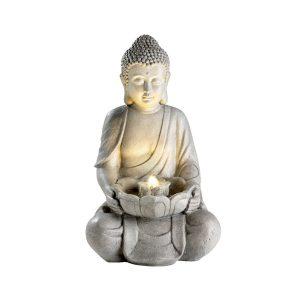 LED Buddha Fountain