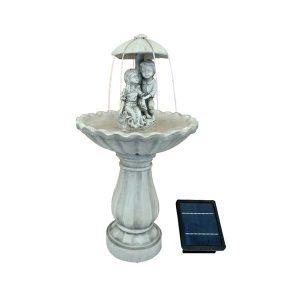 Polly Umbrella Solar Fountain