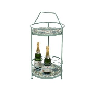 Cancun Outdoor Mosaic Winerack 3