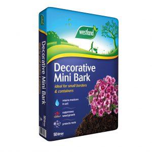 Decorative Mini Chip Bark 70L