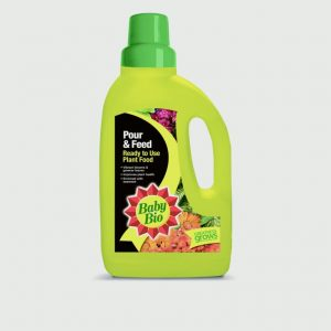 Pour & Feed Baby Bio