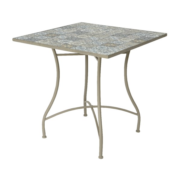 Toulouse Mosaic Table and chairs 4