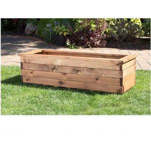 Wooden Trough