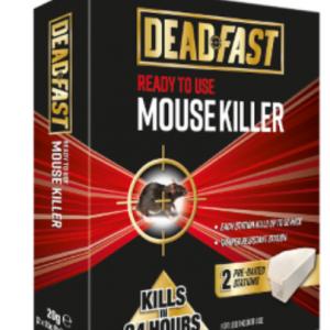 Deadfast mouse killer