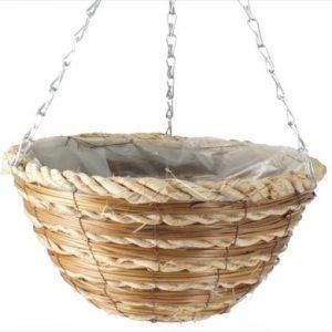 heritage hanging basket round