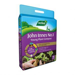 Westland John Innes No.1 Young Plant Compost 10Ltr