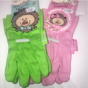 Garden Friends Kids Gloves
