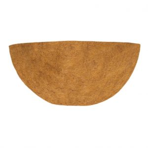"16"" Wall Basket Coco Liner"